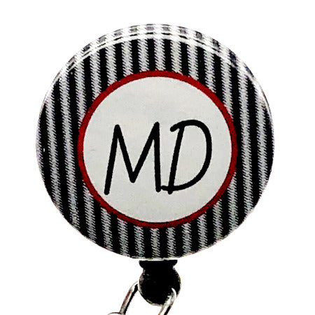 MD 3 ID Badge Reel