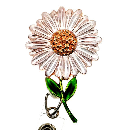 Daisy ID Badge Reel - SassyBadge