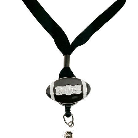 Football Lanyard - SassyBadge