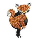 Fox ID Badge Reel