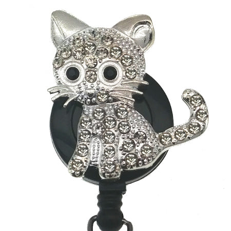 Kitten ID Badge Reel