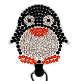 Penguin ID Badge Reel - SassyBadge