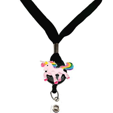 Unicorn Lanyard - SassyBadge