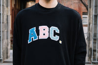 ABC COLLEGE CREWNECK