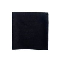 PLAIN BLACK BANDANA