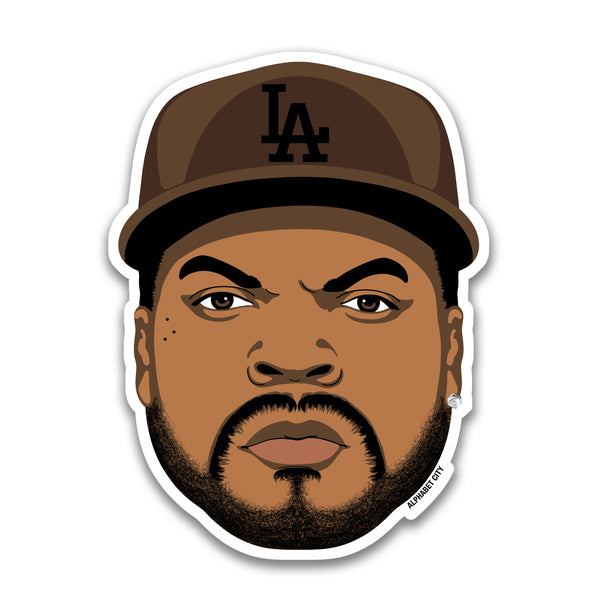 Ice Cube - Sticker