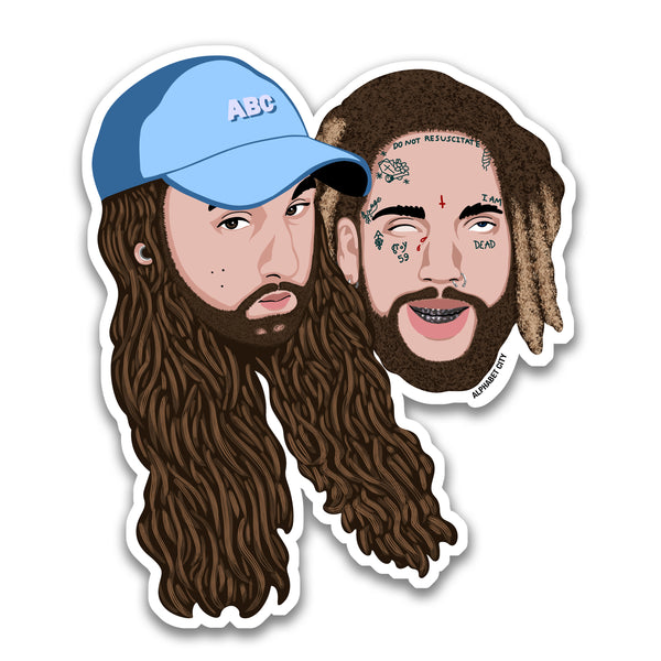 $uicideboy$ - Sticker