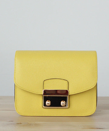 LeJ-un0134 HONEY MINI BOX BAG 하니 미니 박스 [7COLOR]