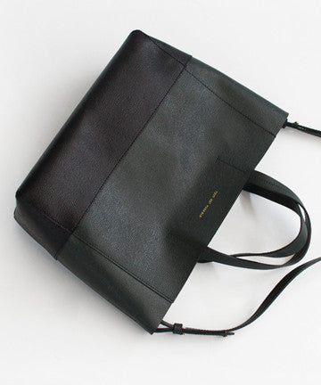LeJ-un0179  COMBI SHOULDER BAG 콤비 숄더백  [5COLOR]