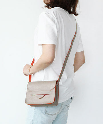 LeJ-1590  LATA TWO TONE BAG 라타 숄더백  [5COLOR]
