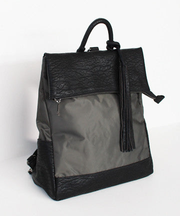 PS1104  TWILL CALL ME BACKPACK 트윌 콜미 백팩  [5COLOR]