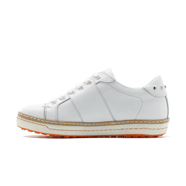 Womens Spikeless Golf Shoes W18101 Matt white