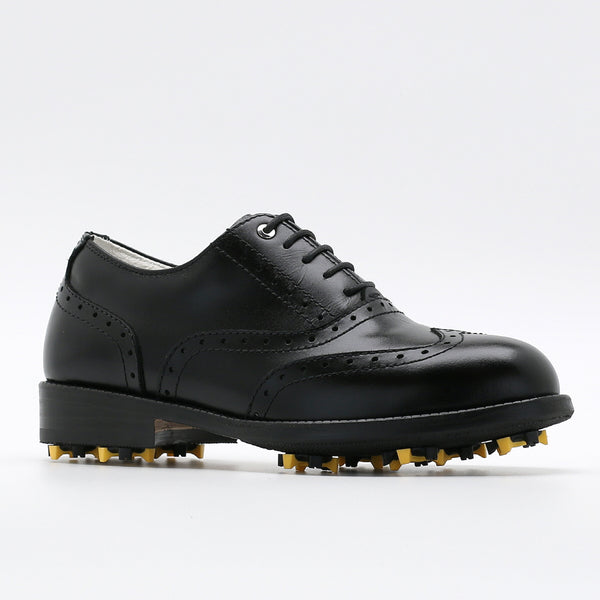 Classic Womens Golf Shoes 172201 Matt Black