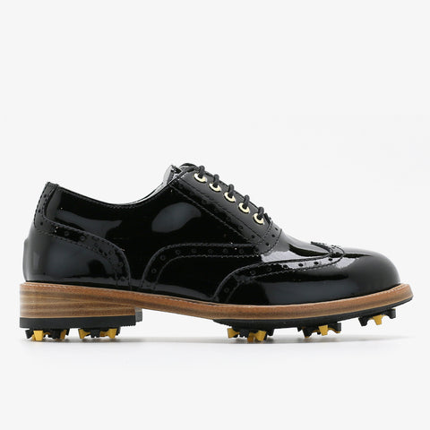 Classic Womens Golf Shoes 172201 Glossy Black