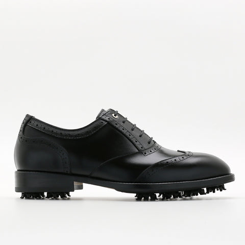 Classic Mens Golf Shoes 178801 Matt Black