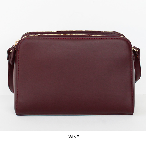 LEATHER CHOUGUETTE DAILY BAG  슈게뜨 레더 데일리백  [5COLOR]