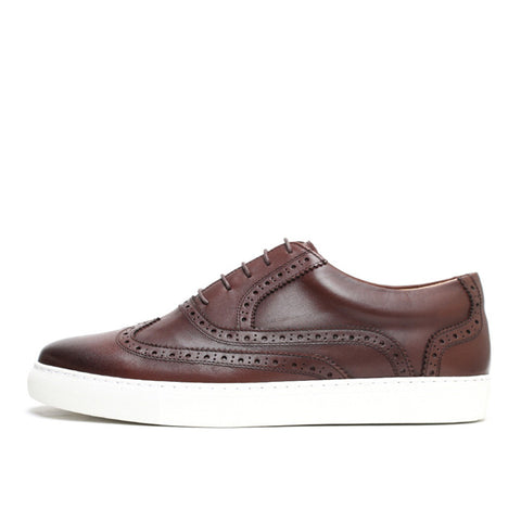 S u p e r w i n g<br>4001DB DELUXE Dark Brown