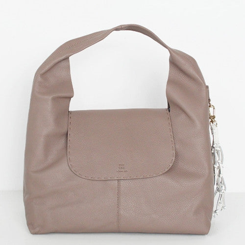 PS1661 Garnic Leather Hobo Bag / Large 가닉 호보백 / 라지 [4COLOR]