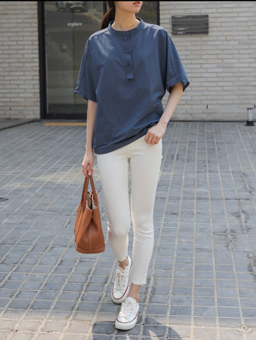 Pocket blouse