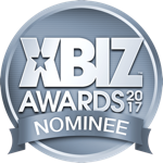 XBIZ Award Nominee