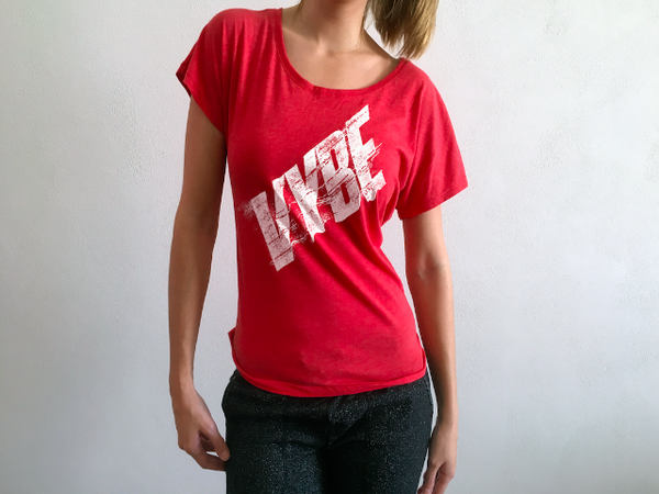 "The ""VYBE"" - Dolman Wing T-Shirt"
