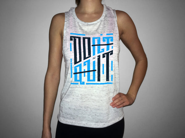 "The ""Shia LaBuff"" - Muscle & Flow Tank"
