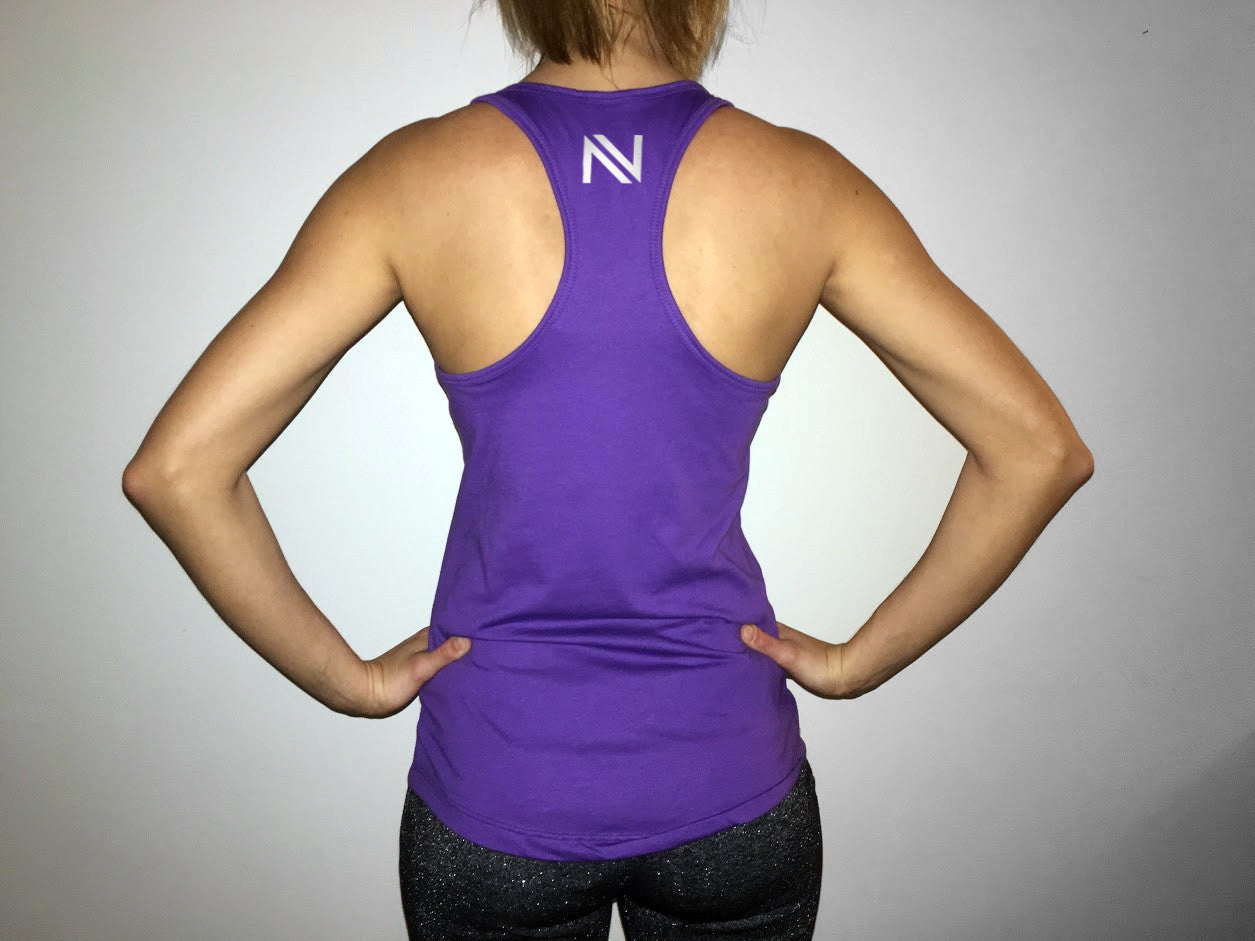 "The ""VYBE TRIBE"" Go Mode Racerback Tank"