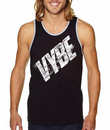 "The ""VYBE"" - Men's Premium Fit Tank"