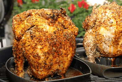 The Easiest Beer Can Chicken Recipe EVER
