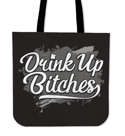 Drink Up Tote Bag - Limit One Per Order