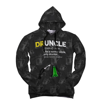 Druncle Beer Bottle Pouch