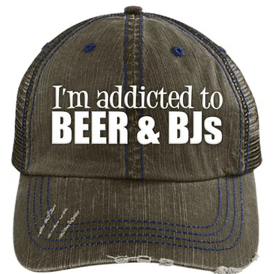 Addicted To Beer And BJs