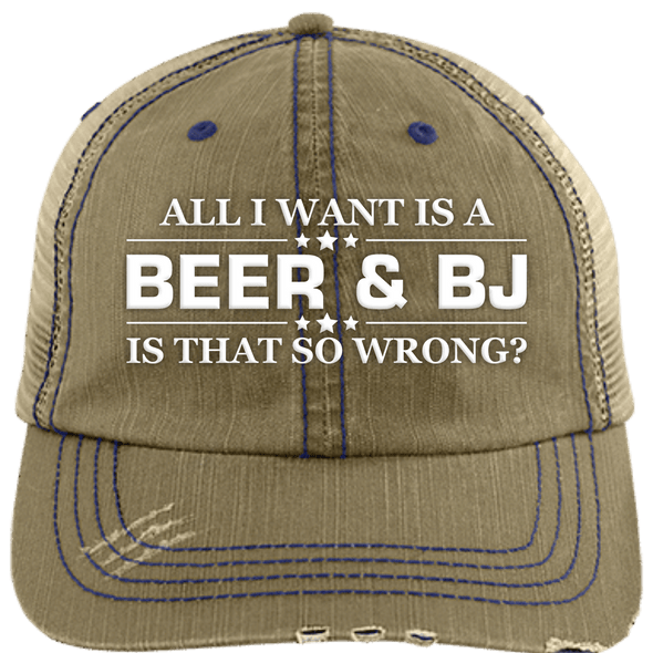 All I Want Is Beer And A BJ