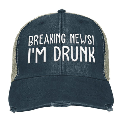 Breaking News! I'm Drunk - Last Beer Standing