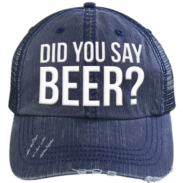 Did you say Beer?