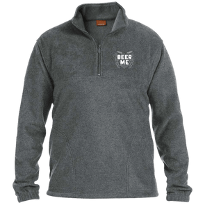 Beer Me 2.0 Zip Fleece Pullover