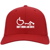 Don't Drink and Drive Flex Fit Twill Baseball Cap