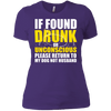 If Found Drunk Return Dog