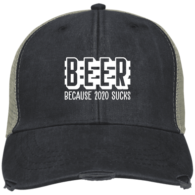 Beer-Because-2020-Sucks-Artwork OL102 Ollie Cap - Last Beer Standing