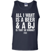 All I Want Is A Beer And Bj
