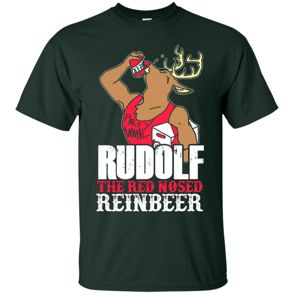 Rudolf Red Nosed Reinbeer - Last Beer Standing
