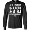 All I Want Is A Beer And Bj - Last Beer Standing