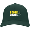 Booze Cruise Flex Fit Twill Baseball Cap
