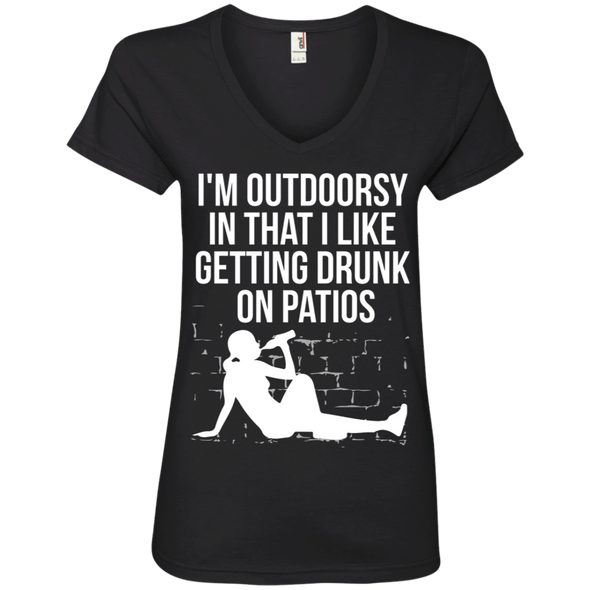 Getting Drunk On Outdoorsy