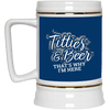 Titties and Beer Beer Stein