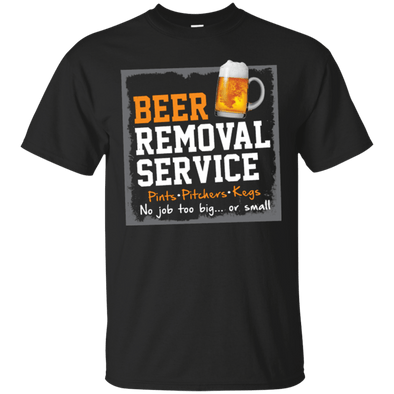 Beer Removal Service