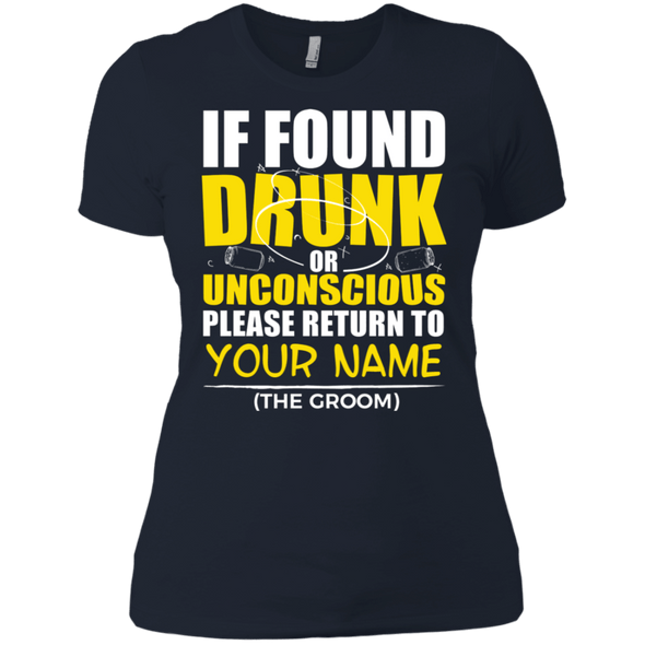 Personalized Return To Groom