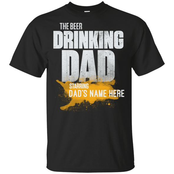 Personalized The Beer Drinking Dad