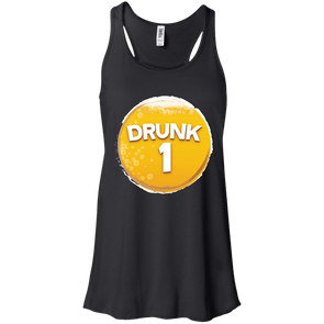 Drunk-1 Ladies Shirts