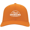 The Man The Myth The Beer Drinking Legend Flex Fit Twill Baseball Cap
